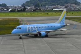 もえちゃんさんが、山形空港で撮影したフジドリームエアラインズ ERJ-170-100 (ERJ-170STD)の航空フォト(飛行機 写真・画像)