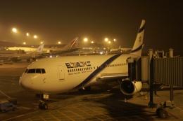 磐城さんが、北京首都国際空港で撮影したエル・アル航空 767-258/ERの航空フォト(飛行機 写真・画像)