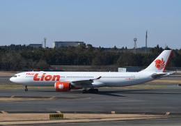 チャーリーマイクさんが、成田国際空港で撮影したタイ・ライオン・エア A330-941の航空フォト(飛行機 写真・画像)