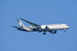 rangeroverさんが、成田国際空港で撮影したニュージーランド航空 787-9の航空フォト(飛行機 写真・画像)