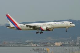 speedbirdさんが、関西国際空港で撮影したネパール航空 757-2F8Cの航空フォト(飛行機 写真・画像)