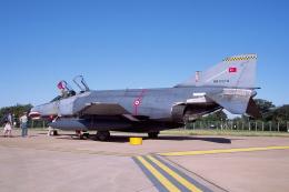 Night Owlさんが、フェアフォード空軍基地で撮影したトルコ空軍 F-4E Phantom IIの航空フォト(飛行機 写真・画像)