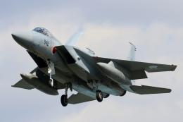 キャスバルさんが、岐阜基地で撮影した航空自衛隊 F-15J Kai Eagleの航空フォト(飛行機 写真・画像)