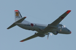 木人さんが、木更津飛行場で撮影した海上自衛隊 YS-11A-206T-Aの航空フォト(飛行機 写真・画像)