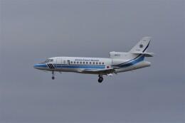 kumagorouさんが、仙台空港で撮影した海上保安庁 Falcon 900の航空フォト(飛行機 写真・画像)