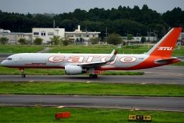 SFJ_capさんが、成田国際空港で撮影したアビアスター 757-223(PCF)の航空フォト(飛行機 写真・画像)