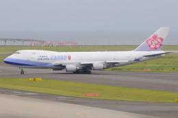 きんめいさんが、中部国際空港で撮影したチャイナエアライン 747-409F/SCDの航空フォト(飛行機 写真・画像)