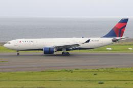 きんめいさんが、中部国際空港で撮影したデルタ航空 A330-223の航空フォト(飛行機 写真・画像)
