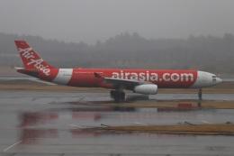 kan787allさんが、成田国際空港で撮影したタイ・エアアジア・エックス A330-343Xの航空フォト(飛行機 写真・画像)