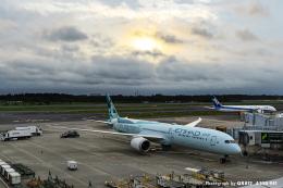 kina309さんが、成田国際空港で撮影したエティハド航空 787-10の航空フォト(飛行機 写真・画像)