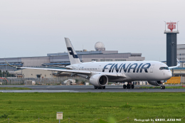 kina309さんが、成田国際空港で撮影したフィンエアー A350-941の航空フォト(飛行機 写真・画像)
