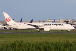 航空フォト:JA873J 日本航空 787-9