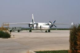 apphgさんが、包頭空港で撮影した長安航空 Y-7の航空フォト(飛行機 写真・画像)