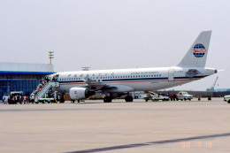apphgさんが、西安咸陽国際空港で撮影した中国西北航空 A320-214の航空フォト(飛行機 写真・画像)