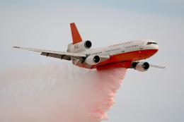 AkiChup0nさんが、ネリス空軍基地で撮影した10タンカー エア キャリア DC-10-30の航空フォト(飛行機 写真・画像)