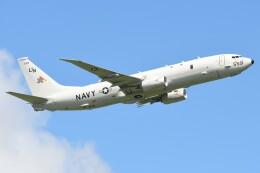 デルタおA330さんが、嘉手納飛行場で撮影したアメリカ海軍 P-8A (737-8FV)の航空フォト(飛行機 写真・画像)