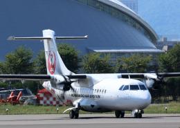 航空フォト:JA11HC 北海道エアシステム ATR 42