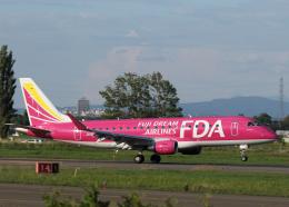 tuckerさんが、札幌飛行場で撮影したフジドリームエアラインズ ERJ-170-200 (ERJ-175STD)の航空フォト(飛行機 写真・画像)