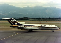 kumagorouさんが、鹿児島空港で撮影したエア・ナウル 727-100の航空フォト(飛行機 写真・画像)