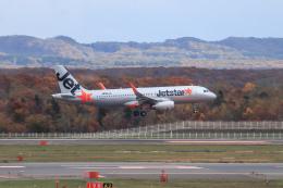 tasa_skyphotoさんが、新千歳空港で撮影したジェットスター・ジャパン A320-232の航空フォト(飛行機 写真・画像)