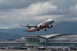 shao804さんが、福岡空港で撮影したジェットスター・ジャパン A320-232の航空フォト(飛行機 写真・画像)