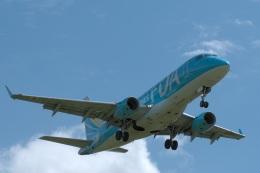 shao804さんが、福岡空港で撮影したフジドリームエアラインズ ERJ-170-100 (ERJ-170STD)の航空フォト(飛行機 写真・画像)