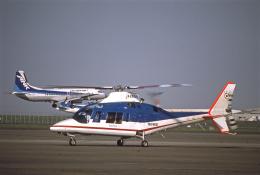 JAパイロットさんが、羽田空港で撮影した産経新聞社 A109Cの航空フォト(飛行機 写真・画像)