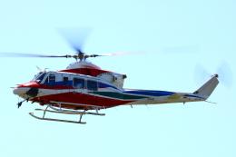 Zakiyamaさんが、熊本空港で撮影した鹿児島国際航空 412EPの航空フォト(飛行機 写真・画像)