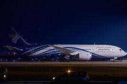 T.Kaitoさんが、関西国際空港で撮影したオマーン航空 787-8 Dreamlinerの航空フォト(飛行機 写真・画像)