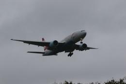 Masa69さんが、成田国際空港で撮影したオーストリア航空 777-2Z9/ERの航空フォト(飛行機 写真・画像)