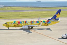 md11jbirdさんが、神戸空港で撮影したスカイマーク 737-8ALの航空フォト(飛行機 写真・画像)