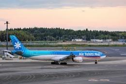 kan787allさんが、成田国際空港で撮影したエア・タヒチ・ヌイ A340-313Xの航空フォト(飛行機 写真・画像)