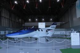 Mr.boneさんが、三沢飛行場で撮影したホンダ・エアクラフト・カンパニー HA-420の航空フォト(飛行機 写真・画像)