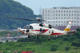 yabyanさんが、名古屋飛行場で撮影した三菱重工業 XSH-60Lの航空フォト(飛行機 写真・画像)