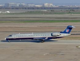 TA27さんが、ダラス・フォートワース国際空港で撮影したスカイウエスト CL-600-2C10(CRJ-700)の航空フォト(飛行機 写真・画像)