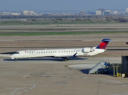 TA27さんが、ダラス・フォートワース国際空港で撮影したデルタ・コネクション CL-600-2D24 Regional Jet CRJ-900LRの航空フォト(飛行機 写真・画像)