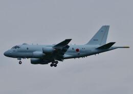 じーく。さんが、小松空港で撮影した海上自衛隊 P-1の航空フォト(飛行機 写真・画像)