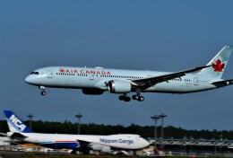 774gonさんが、成田国際空港で撮影したエア・カナダ 787-9の航空フォト(飛行機 写真・画像)