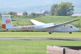 jun☆さんが、たきかわスカイパークで撮影した滝川スカイスポーツ振興協会 ASK 21の航空フォト(飛行機 写真・画像)