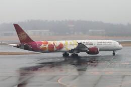 kan787allさんが、成田国際空港で撮影した吉祥航空 787-9の航空フォト(飛行機 写真・画像)