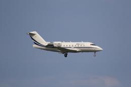 やまけんさんが、羽田空港で撮影したLifeFlight Australia CL-600-2B16 Challenger 604の航空フォト(飛行機 写真・画像)