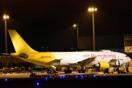 M.Tさんが、関西国際空港で撮影したエアー・ホンコン A300F4-605Rの航空フォト(飛行機 写真・画像)