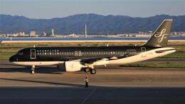 Rsaさんが、関西国際空港で撮影したスターフライヤー A320-214の航空フォト(飛行機 写真・画像)
