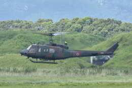 ワイエスさんが、鹿屋航空基地で撮影した陸上自衛隊 UH-1Jの航空フォト(飛行機 写真・画像)