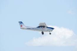 SGR RT 改さんが、成田国際空港で撮影した本田航空 172S Skyhawk SPの航空フォト(飛行機 写真・画像)