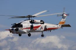 EXIA01さんが、名古屋飛行場で撮影した三菱重工業 XSH-60Lの航空フォト(飛行機 写真・画像)