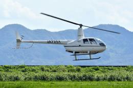 Gambardierさんが、岡南飛行場で撮影したオートパンサー R44 IIの航空フォト(飛行機 写真・画像)