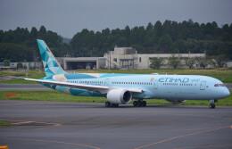 taiki17さんが、成田国際空港で撮影したエティハド航空 787-10の航空フォト(飛行機 写真・画像)