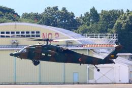 Zakiyamaさんが、熊本空港で撮影した陸上自衛隊 UH-60JAの航空フォト(飛行機 写真・画像)