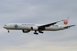 kaeru6006さんが、成田国際空港で撮影した日本航空 777-346/ERの航空フォト(飛行機 写真・画像)